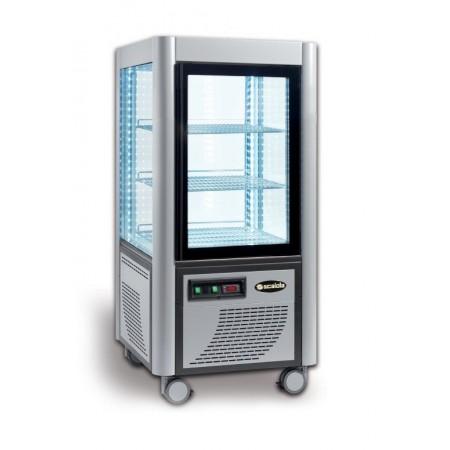 Vitrine réfrigérée vitrée verticale