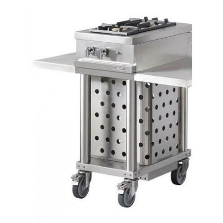 Table de cuisson extérieure